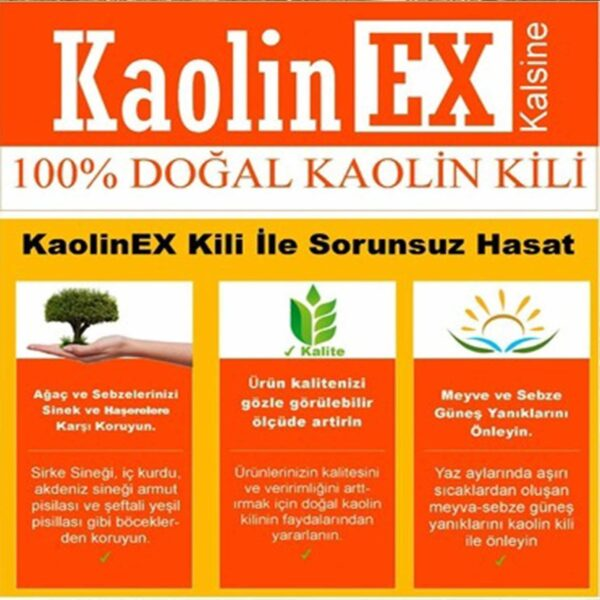 Kaolin kili KaolinEX